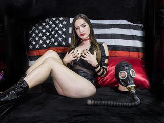 EvilDomQueen - latin fetish cam model