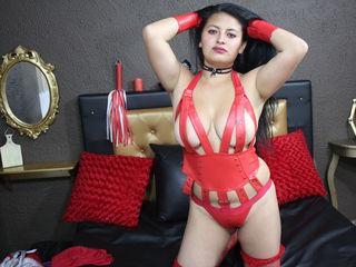 NOTLIMITSMESSYX - latin fetish cam model