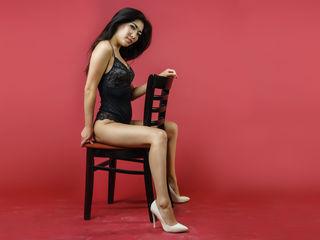 cute Asian webcam FainaKhan