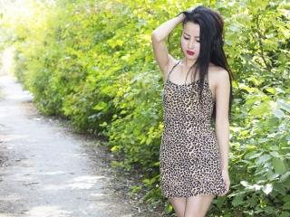 Asian girl webcam ToriAmi