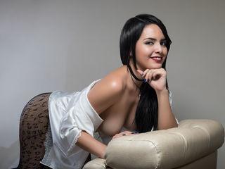 Latina webbkameror AbbieBrooks