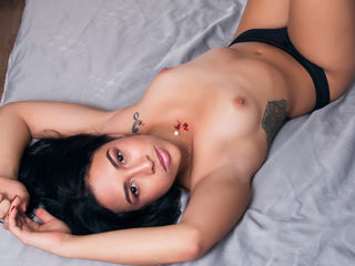 Latina Webcam girl AndreaSuarez