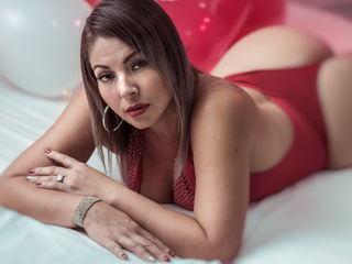 Latina Teen Webcam Model CameronnTaner
