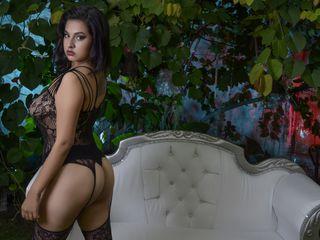 Latina Teen Webcam Model DharunaDark