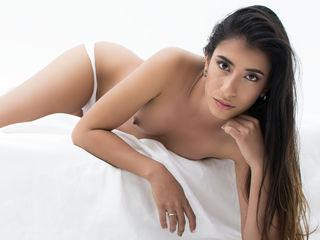 Latina Webcam girl JamiePower