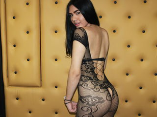 AkiraMoon Latina Webcam girl