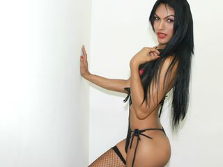 Latina tranny cam model AmberFantasyTS