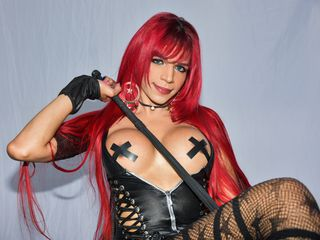 Transgender latina live cam AngelicaaRED