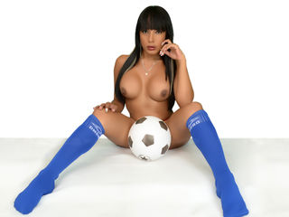 Shemale live latina model BunetteHotTS