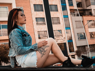 Live latina transgender cam DannythaSweet