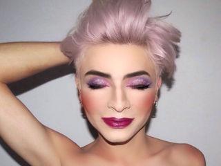 Shemale live latina model PAALOMA