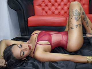 Latina tranny cam model SHARONDOLLTS