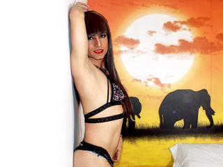 Latina shemale web cam live Thayla
